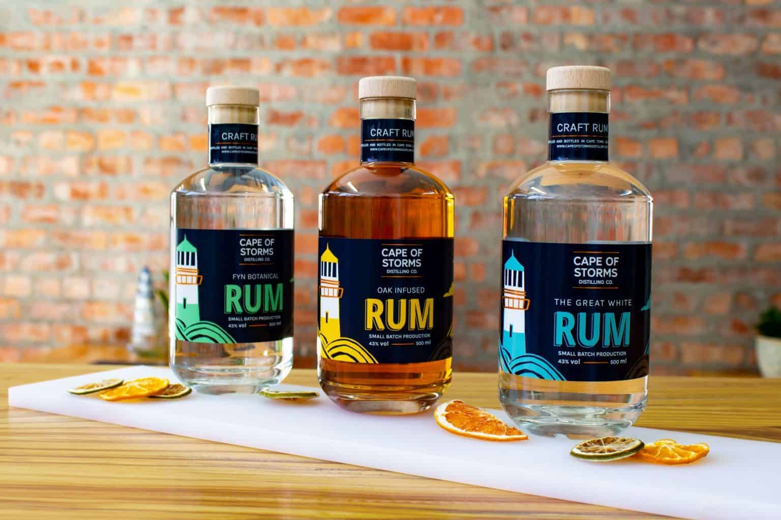 Cape of Storms Distilling Co.