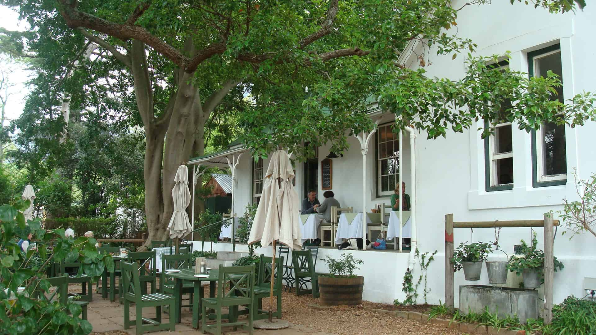 The Gardeners Cottage Restaurant