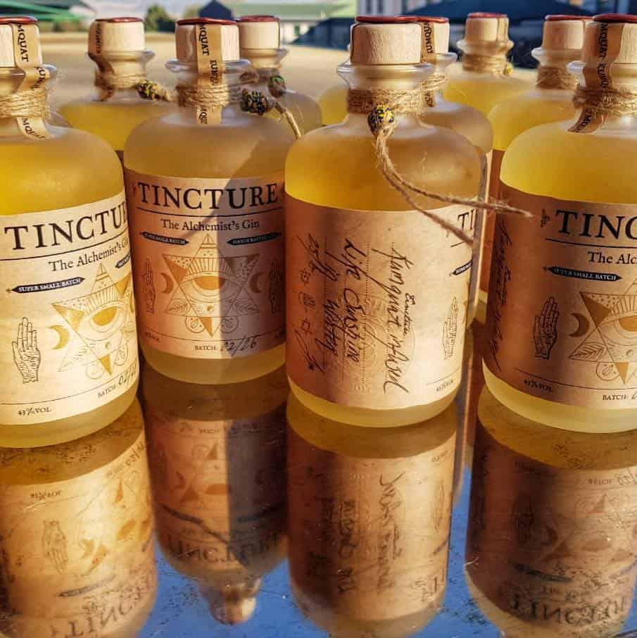 Tincture, The Alchemist Gin