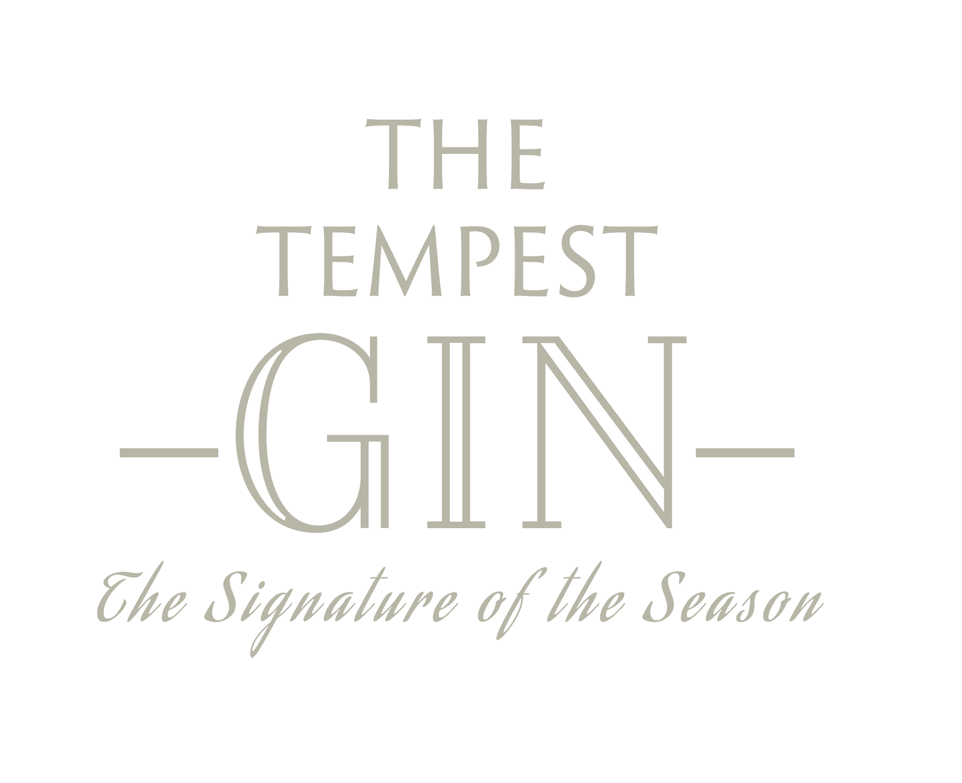 The Tempest Gin