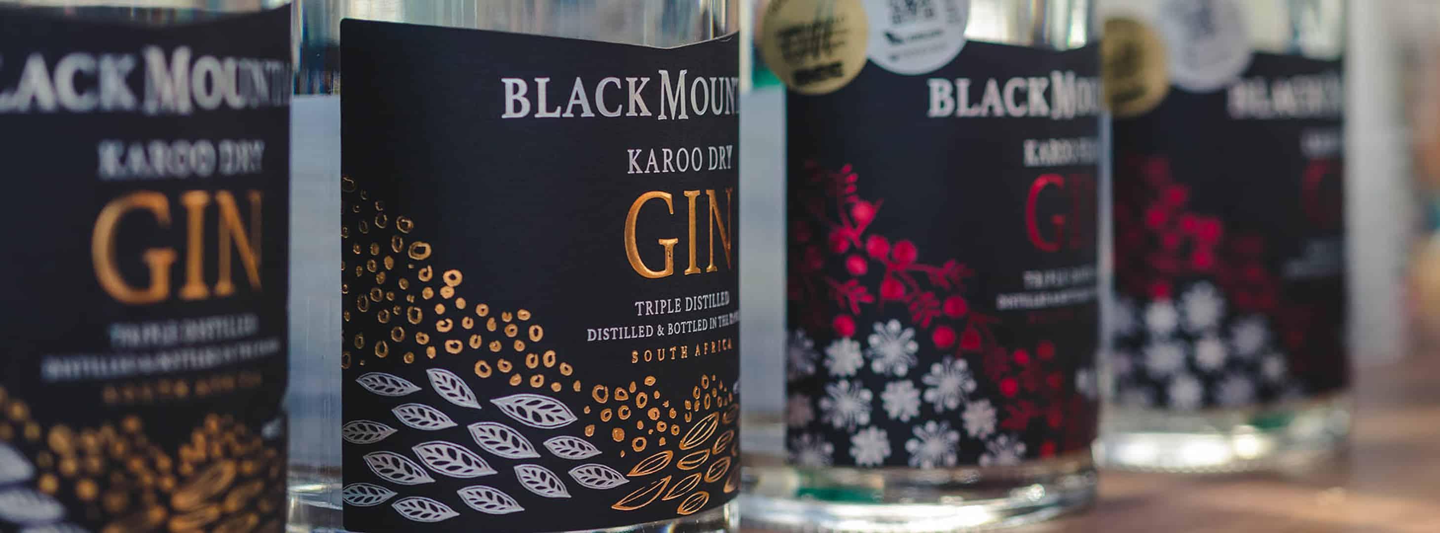 Black Mountain Gin