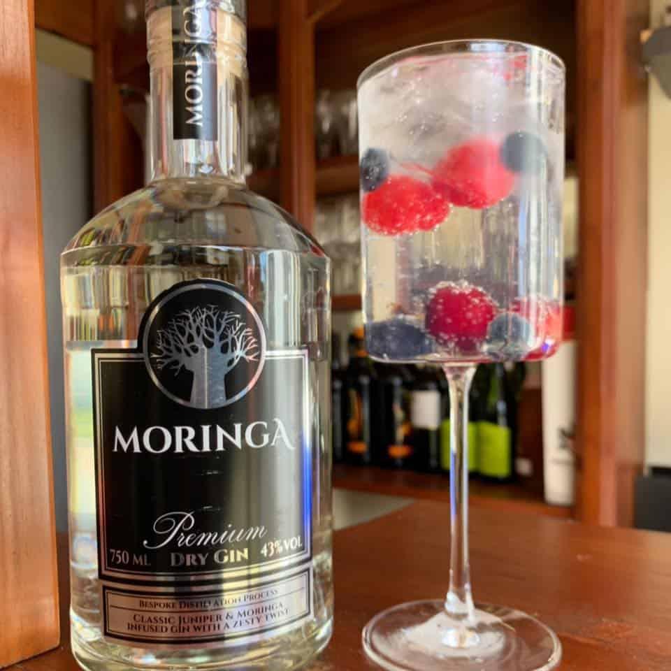 Moringa Gin
