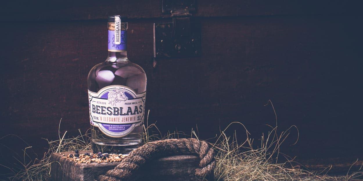 Beesblaas Gin by Halewood